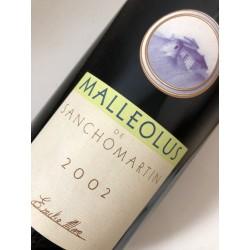 Malleolus de Sanchomartin...