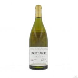Montrachet 2001 Romanee Conti