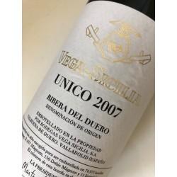 Unico 2007 Vega Sicilia