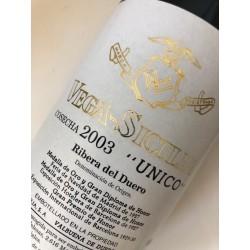 Unico 2003 Vega Sicilia