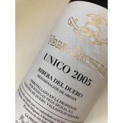 Unico 2005 Vega Sicilia